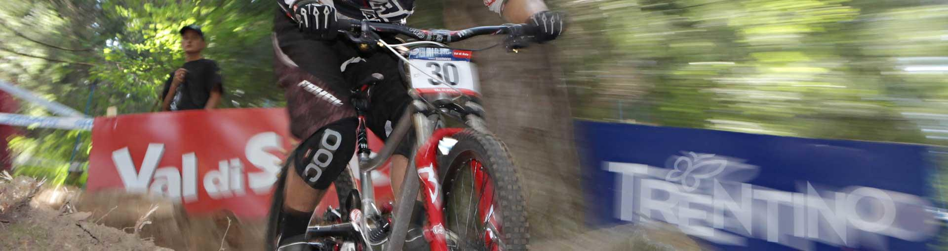Downhill val di Sole