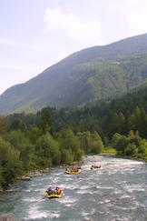 rafting center val di sole 1
