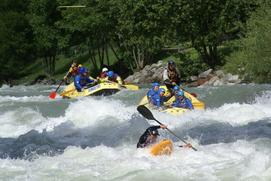rafting center val di sole 3